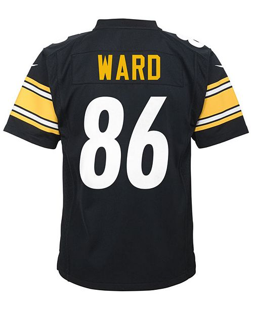 2d3b0f912f9 ... Nike Hines Ward Pittsburgh Steelers Retired Player Game Jersey