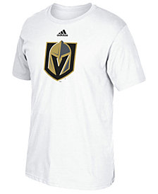 adidas Men's Vegas Golden Knights Primary Go To Short Sleeve T-Shirt