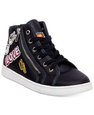 Madden Girl Cindy Hi-Top Sneakers