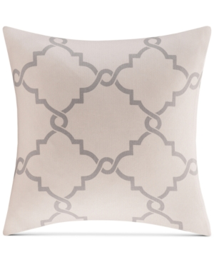 Madison Park Saratoga FretworkPrint 20 Square Decorative Pillow Bedding