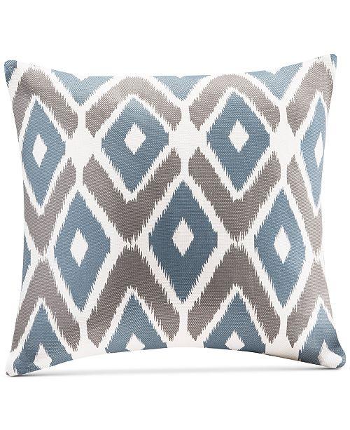 Madison Park Ashlin DiamondPrint 40 Square Decorative Pillow Delectable Madison Square Decorative Pillow