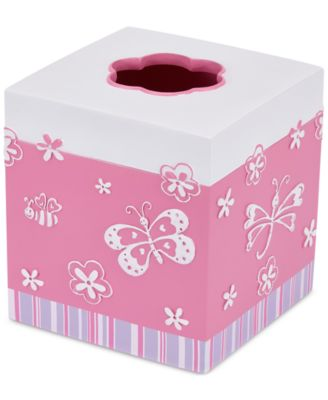 Kassa Kids Butterfly Tissue Holder