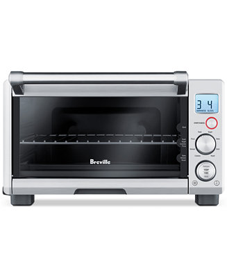 Breville Bov650xl Toaster Oven Compact Smart Small