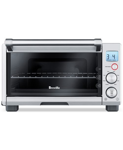 Breville Bov650xl Toaster Oven Compact Smart Amp Reviews