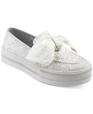 G by Guess Chippy Bow Sneakers Women