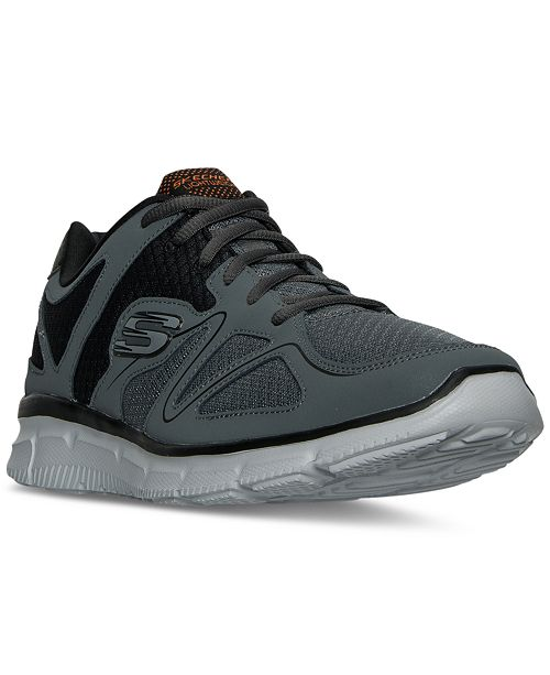573e9b635924 ... Skechers Men s Verse - Flash Point Running Sneakers from Finish ...