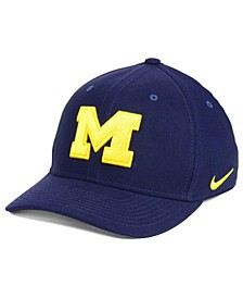 Michigan Wolverines Classic Swoosh Cap
