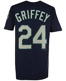 Majestic MLB Ken Griffey Jr. T-Shirt, Little Boys (4-7)