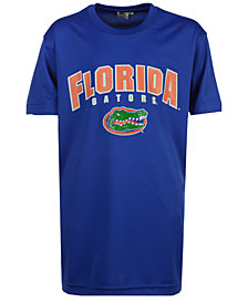 Colosseum  Florida Gators Mesh Poly T-Shirt, Big Boys (8-20)