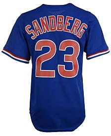 Majestic Men's Ryne Sandberg Chicago Cubs Cooperstown Player Replica CB Jersey