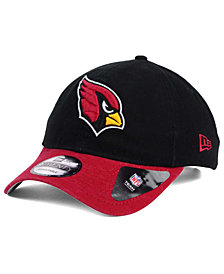 New Era Arizona Cardinals Relaxed 2Tone 9TWENTY Strapback Cap