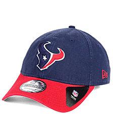 New Era Houston Texans Relaxed 2Tone 9TWENTY Strapback Cap
