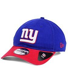 New Era New York Giants Relaxed 2Tone 9TWENTY Strapback Cap