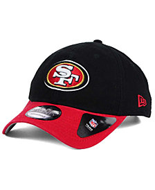 New Era San Francisco 49ers Relaxed 2Tone 9TWENTY Strapback Cap