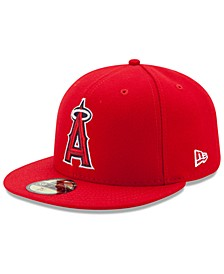 Los Angeles Angels Authentic Collection 59FIFTY Cap