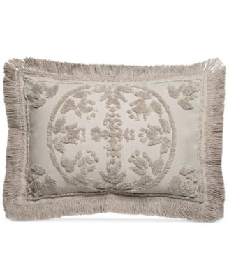 CLOSEOUT! Ravenna  100% Cotton Tufted Chenille Standard Sham