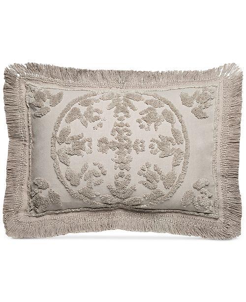 Lamont CLOSEOUT! Ravenna  100% Cotton Tufted Chenille Standard Sham