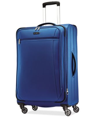 "Image of Samsonite X-Tralight 25"" Expandable Spinner Suitcase, Only at Macy's"