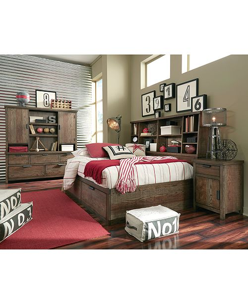 Furniture Fulton County Kids Bedroom Furniture Collection & Reviews ...