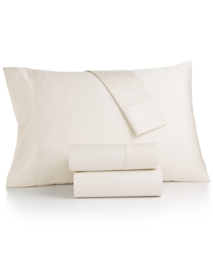 Bainbridge 4Pc California King Sheet Set 1400 Thread Count Created for Macys Bedding