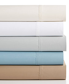 Bainbridge 4-Pc Sheet Sets, 1400 Thread Count, Fairfield Square Collection, Created for Macy's