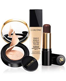 Lancôme Teint Idole Ultra Foundation Collection
