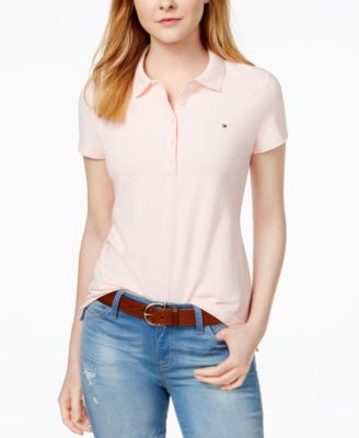 Image of Tommy Hilfiger Core Polo Shirt, Only at Macy's