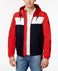 Tommy Hilfiger Men's Brewer Windbreaker, Created for Macy's