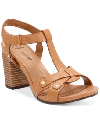 Image of Clarks Collection Women's Banoy Valtina Dress Sandals