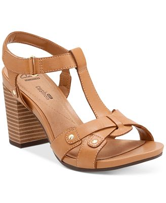 Clarks Ski Tropical Sandals Color Bronze and Gold  Women