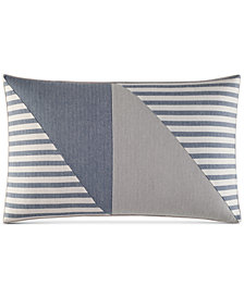"Nautica Fairwater 14"" x 20"" Decorative Pillow"