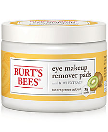 Burt's Bees Eye Makeup Remover Pads, 35 Ct.