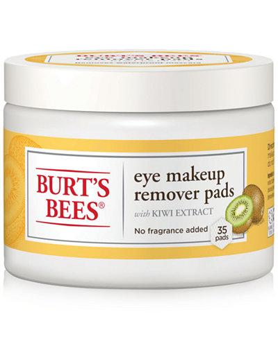 Burt's Bees Eye Makeup Remover Pads, 35 Ct.