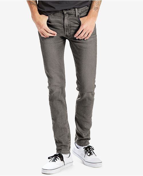 fc057c83e85 Voorkeur Levi's 519™ Extreme Skinny Fit Ripped Jeans - Jeans - Men - Macy's  &ZK16