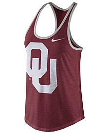 Nike Women's Oklahoma Sooners Dri-Blend Tank
