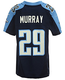 Nike DeMarco Murray Tennessee Titans Game Jersey, Big Boys (8-20)