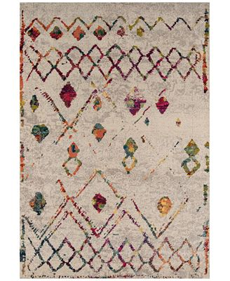 CLOSEOUT! Momeni Modern Loom ML14 Beige Area Rugs