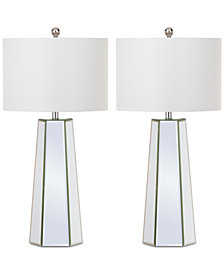 Safavieh Set of 2 Hamilton Table Lamps