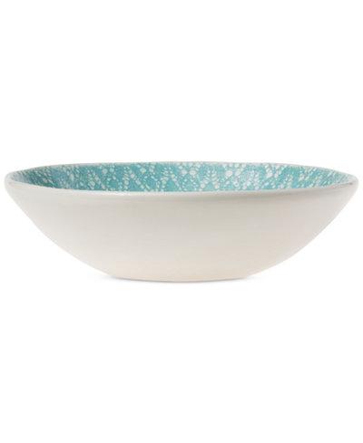 Viva by Vietri Lace Collection Medium Serving Bowl