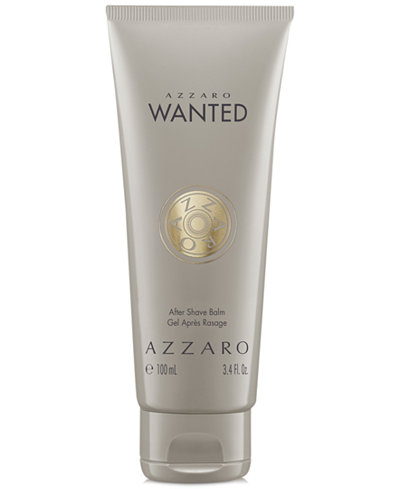 Azzaro Men's Wanted After Shave Balm, 3.4 oz.