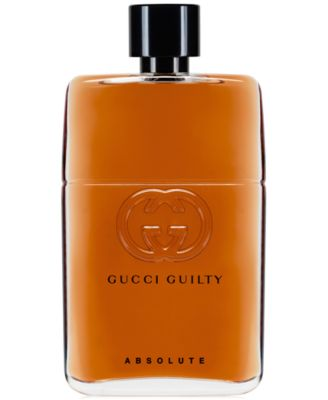 Guilty Men's Absolute Eau de Parfum Spray, 3 oz