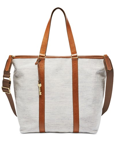 Fossil Maya Medium Work Tote