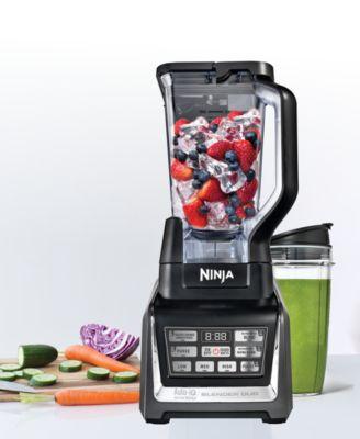 ninja nutri ninja duo bl642 auto iq blender - Ninja Bullet Blender