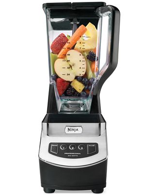 ninja nj600 professional blender - electrics - kitchen - macy's