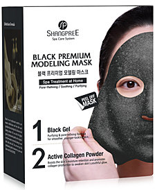 Peach & Lily Black Premium Modeling Mask