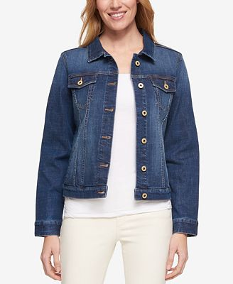 Tommy Hilfiger Tucker Denim Jacket, Created for Macy's