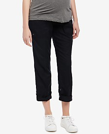 Motherhood Maternity Ankle Pants