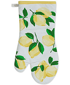 "kate spade new york ""Make Lemonade"" Oven Mitt"