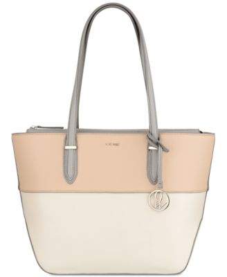 Image of Nine West Reana Color Block Tote