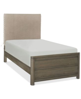 Big Sky Wendy Bellissimo Kids Upholstered Twin Bed